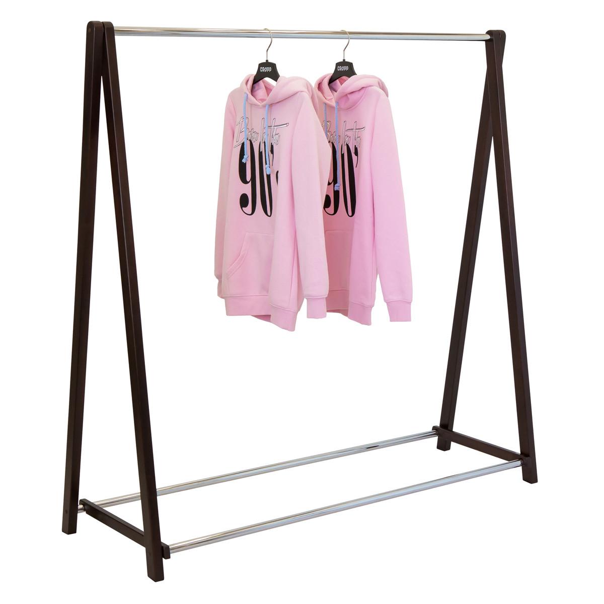 """Вішалка підлогова для одягу """"Модус 2"""" 146x150x48,5"""