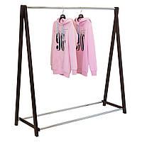 """Вішалка підлогова для одягу """"Модус 2"""" 146x150x48,5, фото 1"""