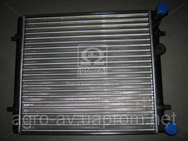 Радиатор вод.охлажд. (TP.1510641011) SKODA OCTAVIA, VW GOLF IV 97- (1.4L) (TEMPEST)