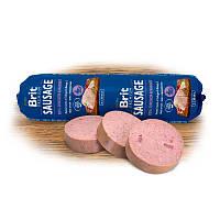 Brit Premium Sausage chicken and rabbit колбаса для собак с курицей и кроликом, 800г