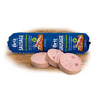Brit Premium Sausage chicken and venison колбаса для собак с курицей и олениной, 800г