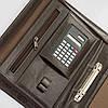 Папка - A4 для документов формата A5 коричневая Solier ST02 , фото 4