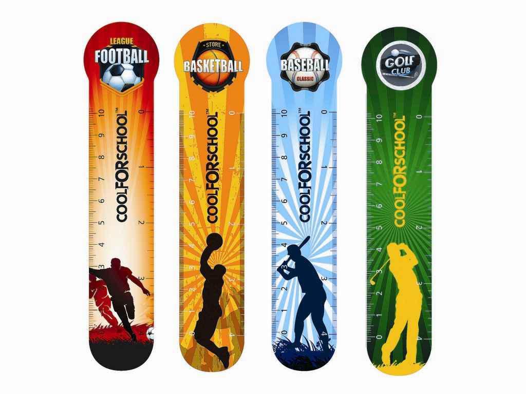 1d41a40c9578 Закладинки пластикові для книг Sport (4шт) CF69104 ТМCFS, цена 5,79 ...