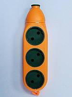 Колодка двухсторонняя для строек 3гн+3гн б/з, фото 1