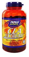 Линолевая кислота, Now Foods, CLA Extreme, 180 softgel