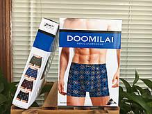 Мужские боксеры стрейчевые из бамбука  Марка  «DOOMILAI» Арт.D-01107, фото 3