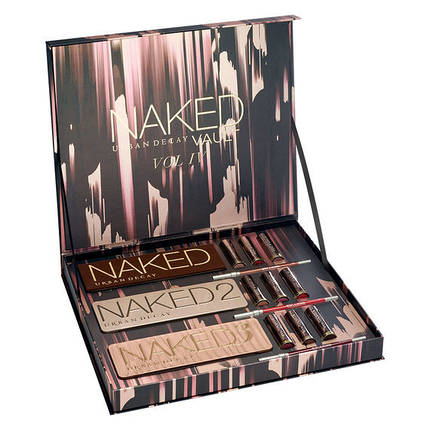 Набор косметики URBAN DECAY Naked Vault Volume IV, фото 2