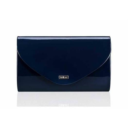 Клатч женский темно синий Felice F15