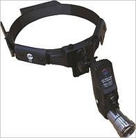 Налобный фонарь с видеокамерой и лупой