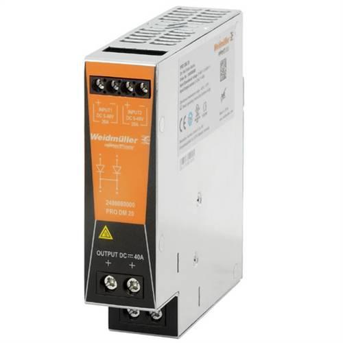 Диодный модуль Weidmuller PRO DM 20 - 2486080000