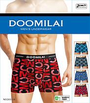 Мужские боксеры стрейчевые из бамбука  Марка  «DOOMILAI» Арт.D-01118, фото 3