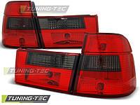 Стопы фонари задние тюнинг оптика BMW E34 Touring