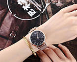Наручные часы женские с ремешком, фото 4