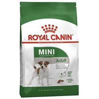 Royal Canin MINI ADULT - корм для собак малых пород 8кг.
