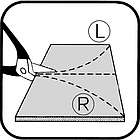 Ножницы по металлу ZEBRA С двойным рычажным механизмом и эргономичными рукоятками Wurth, фото 5