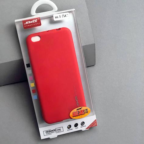 Чехол SMTT  Xiaomi Mi 5с Красный, фото 2