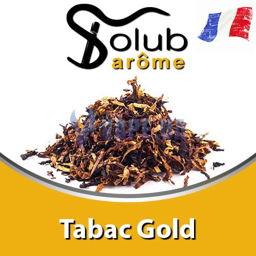Ароматизатор Solub Arome - Tabac Gold (Витяжка з люлькового тютюну American Tobacco), 10 мл