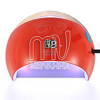 УФ лампа UV+LED SUN6s на 48 Вт для сушки геля и гель лака (red)