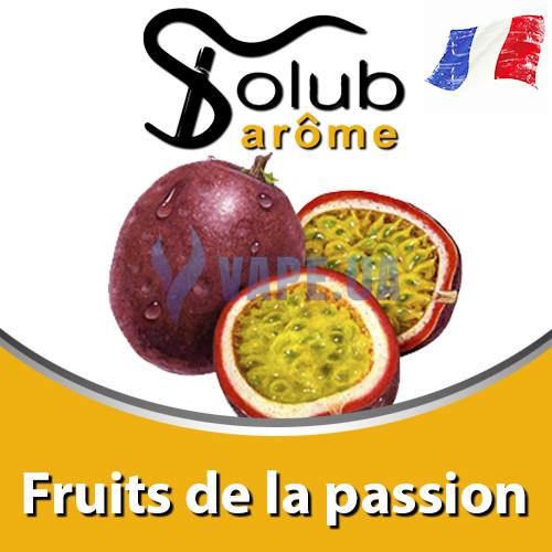 Ароматизатор Solub Arome - Fruits de la passion (Маракуйя), 10 мл.