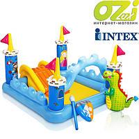 Детский игровой центр Замок Intex 57138