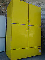 Холодильный шкаф б/у Технохолод на 4 двери