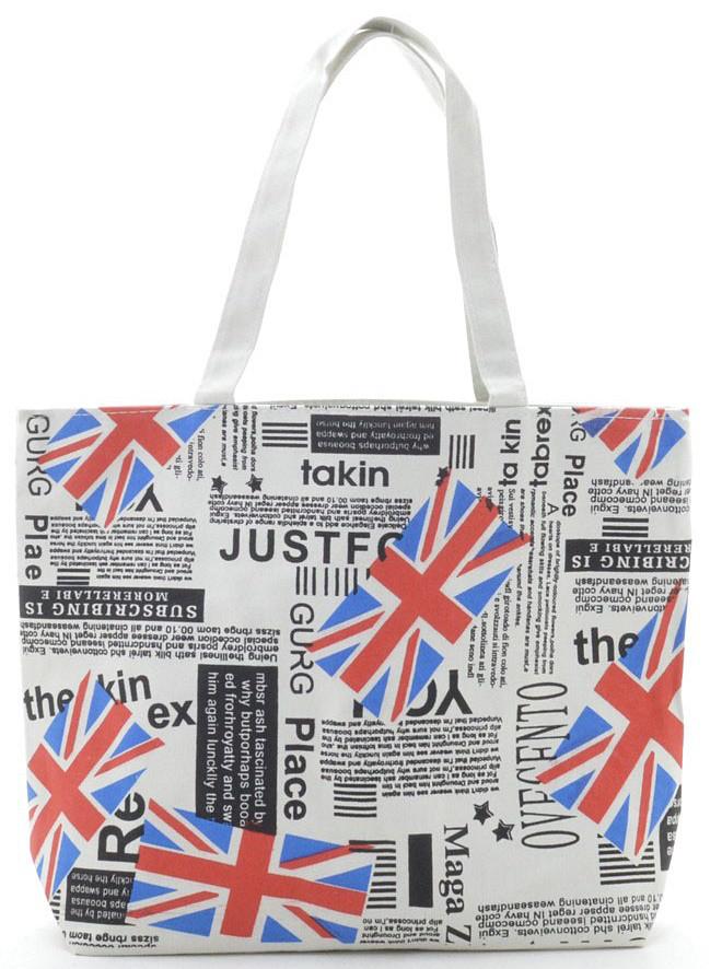 Женская пляжная сумка 003  1 белая пляжные сумки, пляжные корзинки недорого  Одесса 7 км 317c755d3f2
