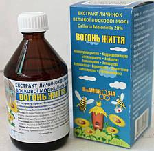 Экстракт личинок восковой моли 20% 100 мл