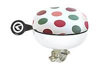 Звонок KLS Bell 80 white colour peas