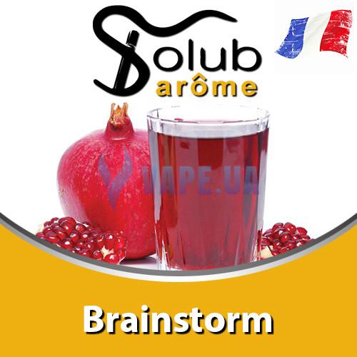 Ароматизатор Solub Arome - Brainstorm (Гранатовый напиток), 10 мл.