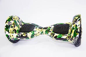 Гироборд Allroad 10' Professional NEW Сamouflage (Led, Bluetooth, Сумка, Пульт), фото 2