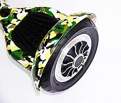 Гироборд Allroad 10' Professional NEW Сamouflage (Led, Bluetooth, Сумка, Пульт), фото 3