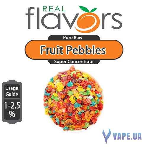 Ароматизатор Real Flavors Super Concentrate Fruit Pebbles (Фруктовые хлопья), 5 мл.