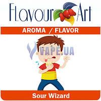 Ароматизатор FlavourArt Sour Wizzard, 5 мл.
