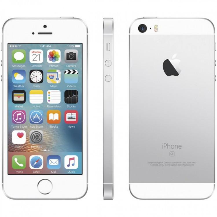 Apple Iphone SE 16 Gb Silver (Б/У)