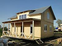 Заказать строительство домов из СИП панелей в Херсоне цена. Рассчитать стоимость дома из СИП- панелей