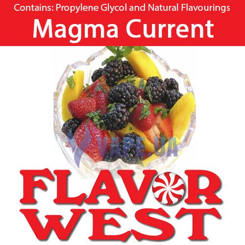 Ароматизатор FlavorWest - Magma Current (Ягодный коктейль), 10 мл.