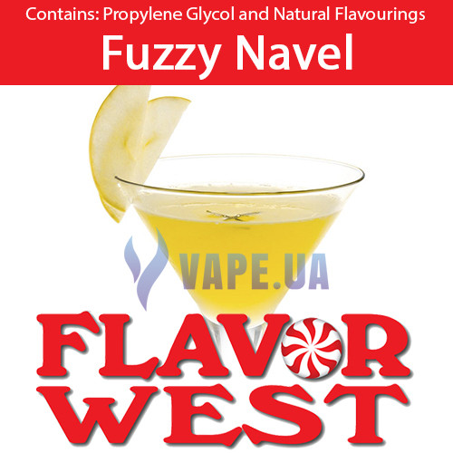 Ароматизатор FlavorWest - Fuzzy Navel (Фаззи навел), 10 мл.