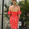 Женское платье AL-3074-35, фото 2