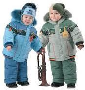 Готовимся к зиме - покупаем детскую верхнюю одежду