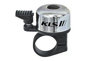 Дзвоник KLS bang 10 grey