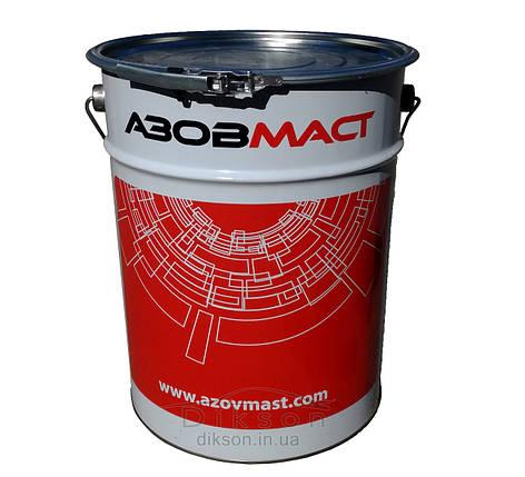 Смазка AZOVMAST солидол жировой ведро 20 дм3, фото 2
