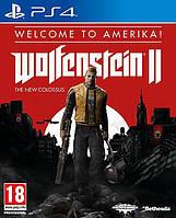 Wolfenstein II: The New Colossus (Недельный прокат аккаунта)