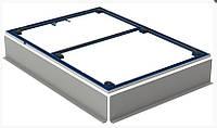 Setaplano Монтажная рама для поверхности для душевой зоны, больше 100 см, для 6 ножек, 100х140 см