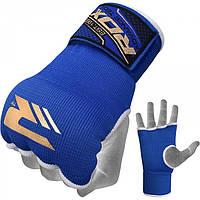 Бинт-перчатка RDX Inner Gel Blue, фото 1