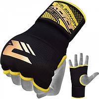 Бинт-перчатка RDX Inner Gel Black, фото 1