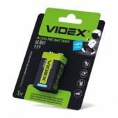 Батарейка Videx 6LF22 (1 шт.)