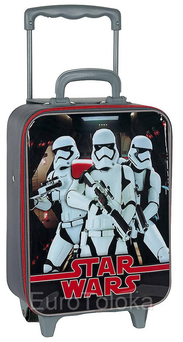 ab8fc1c61b77 Детский дорожный чемодан STAR WARS PASO - EuroToloka в Волынской области