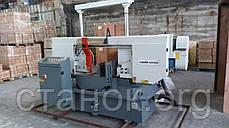 FDB Maschinen SGA 400 R ленточнопильный станок по металлу поворотный полуавтоматический пила фдб машинен сга, фото 2