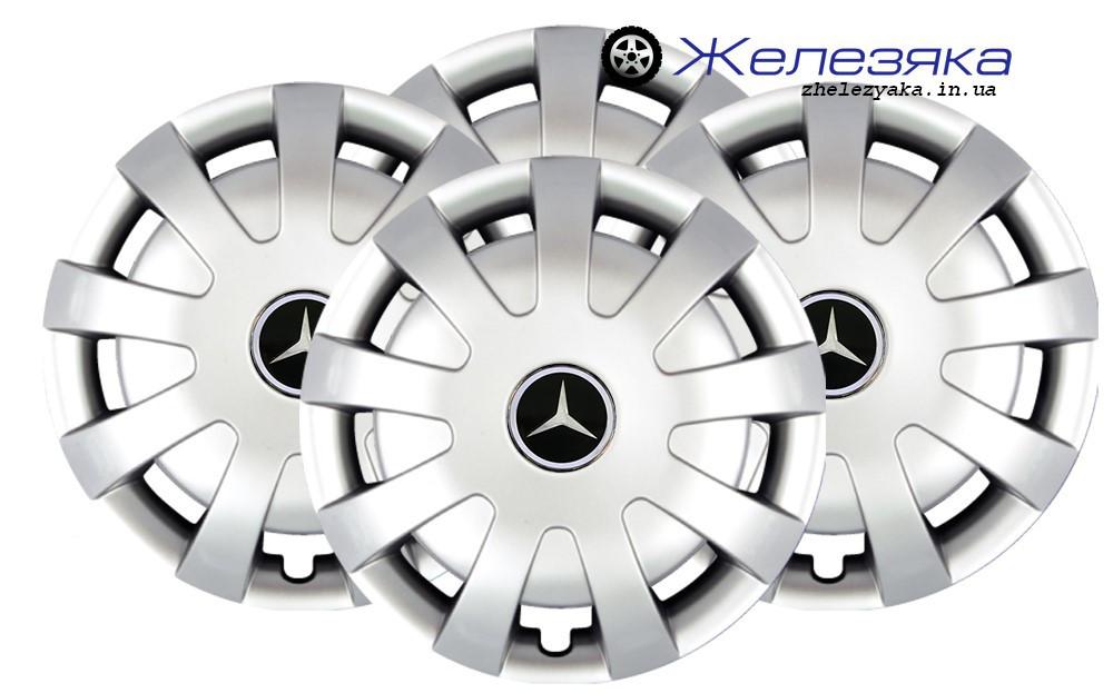 Колпаки на колеса R15 SKS/SJS №309 Mercedes-Benz
