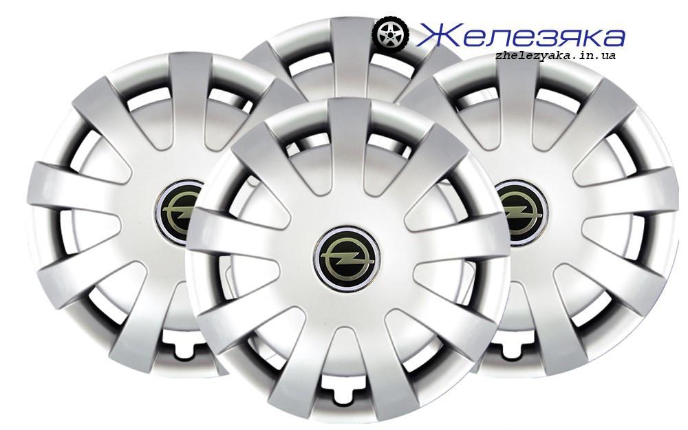 Колпаки на колеса R15 SKS/SJS №309 Opel